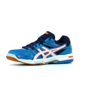Chaussures Indoor Asics Gel Rocket 7 Bleu Pointure 38 Adulte