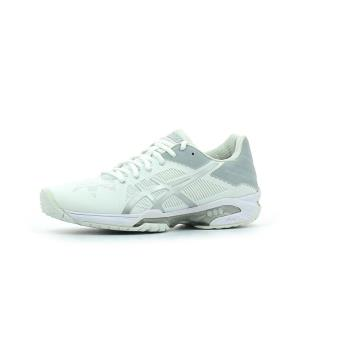 Chaussures de Tennis Asics Gel Solution Speed 3 Blanc Pointure 38 Adulte Femme