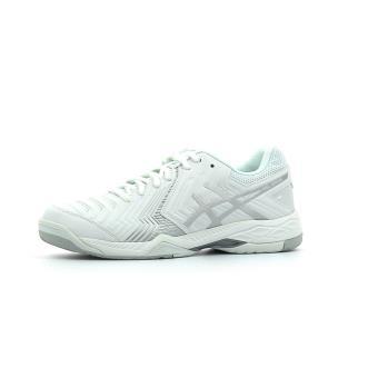 size 40 87d16 c421c -8€ sur Chaussures de Tennis Asics Gel Game 6 Blanc Pointure 37 Adulte Femme  - Chaussures et chaussons de sport - Achat   prix   fnac