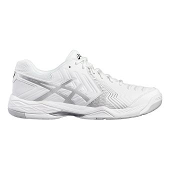 Femme 42 Game 6 Gel Chaussures Asics Blancargent hQrtdCs