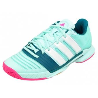 ADIPOWER STABIL 11 W VER - Chaussures Handball Femme Adidas ...