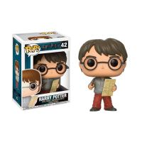HARRY POTTER-BOBBLE HEAD POP N° 42-HARRY WITH MARAUDERS MAP