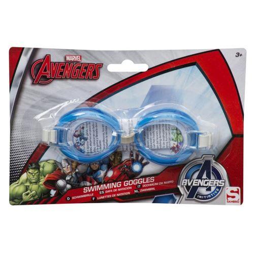 Lunette de plongée Les Avengers Disney enfant natation piscine