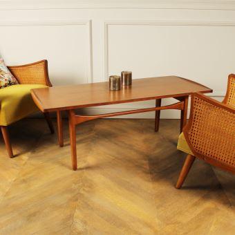 Table En PrixFnac BoisDahlia Basse Achatamp; 8k0OnwPX