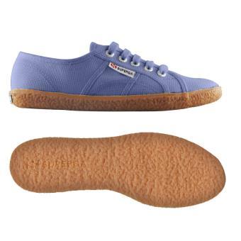 Chaussures 2750-NAKEDCOTU Superga en bleu pour homme