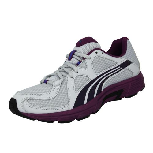Puma w axis v3 <strong>chaussures</strong> running femme gris violet
