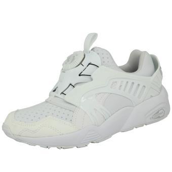 3381c4f7072 Puma TRINOMIC DISC BLAZE Chaussures Mode Sneakers Unisex Blanc Trinomic -  Chaussures et chaussons de sport - Achat   prix