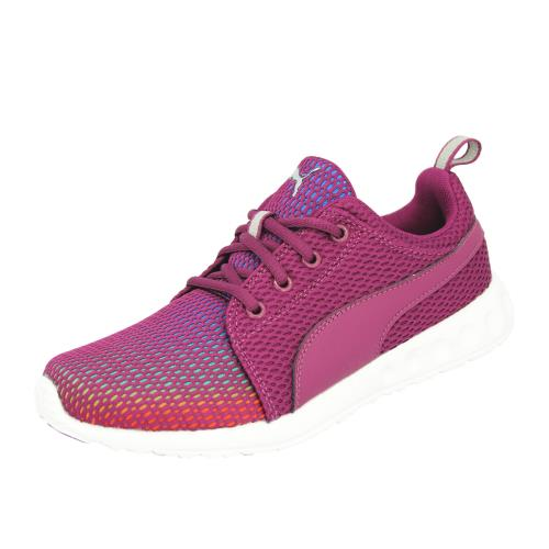 Puma wns carson prism <strong>chaussures</strong> mode sneakers femme violet