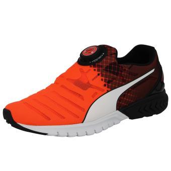 Homme Running Puma Dual Mode Disc Ignite Chaussures Orange eH9E2IWDY