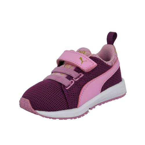 Puma inf carson marble <strong>chaussures</strong> mode sneakers enfant violet