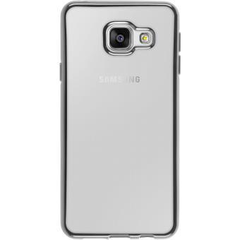 CABLING® Samsung Galaxy A3 2017 Coque Housse Etui, Samsung Galaxy A3-7  argent Coque en Silicone, Gel Souple Coque Transparent Housse, Silicone  Etui de ... be8ddf803093