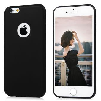 coque iphone 7 silicone noir