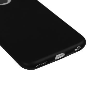 coque iphone 6 noir mat