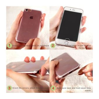 coque iphone 8 gel transparent