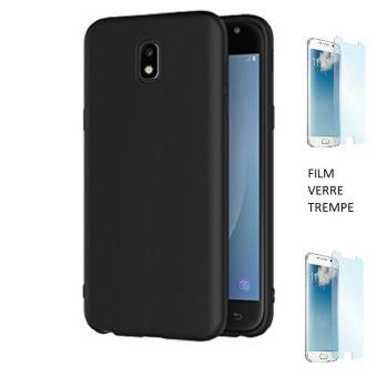coque samsung j5 2017 silicone noir