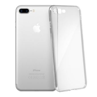 coque iphone 8 fine silicone