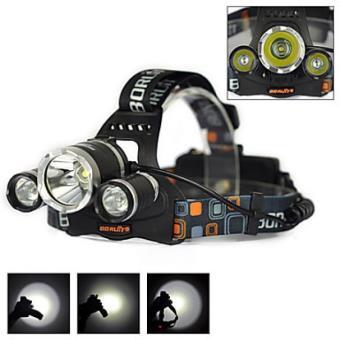 Frontale Mode LedRechargeable6000 Lampe Avec D'éclairage Lumens 1 WDE2IH9