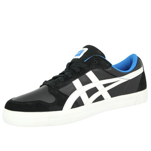 Asics tiger a sist <strong>chaussures</strong> mode sneakers homme noir