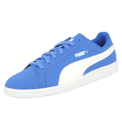 Puma smash buck <strong>chaussures</strong> mode sneakers homme bleu