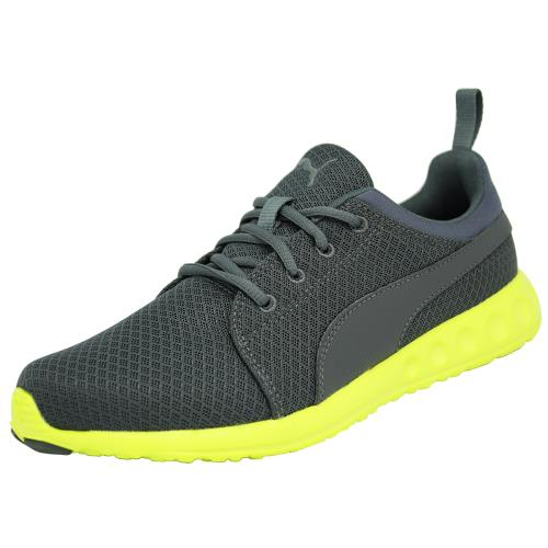 Puma carson mesh <strong>chaussures</strong> mode sneakers homme noir