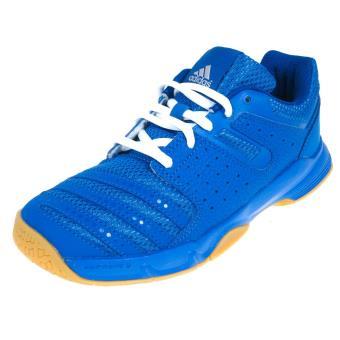 ADIDAS Court Stabil Jr Bleu 33 Enfant Chaussures et