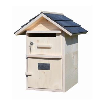 boite aux lettres bois suisse prestige bo te aux lettres et num ros de rue achat prix fnac. Black Bedroom Furniture Sets. Home Design Ideas