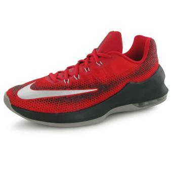 nouveau concept 29c43 55b83 Chaussure de Basket Nike Air max Infuriate tige basse rouge ...