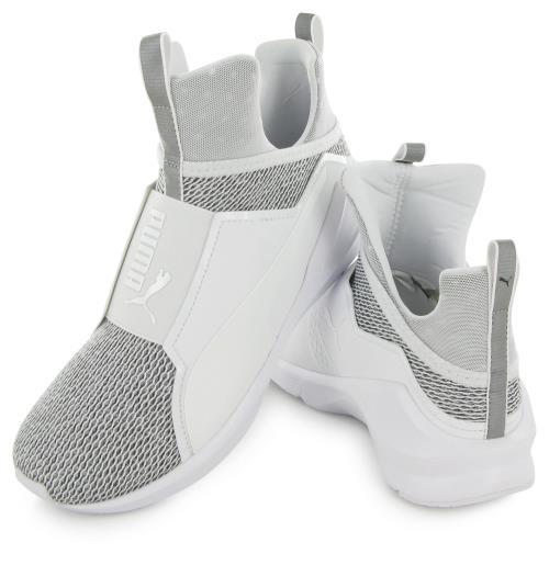 new arrival c6551 1a760 Puma Fierce Knit Blanc, Blanc, Blanc, chaussures de training   fitness  femme 4ebc05 - fishing.playgolf-online.com
