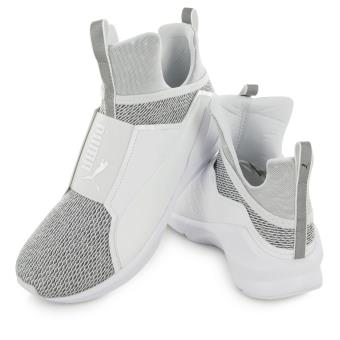 Puma Fierce Knit Blanc, chaussures de training / fitness femme - Chaussures et chaussons de sport - Achat & prix