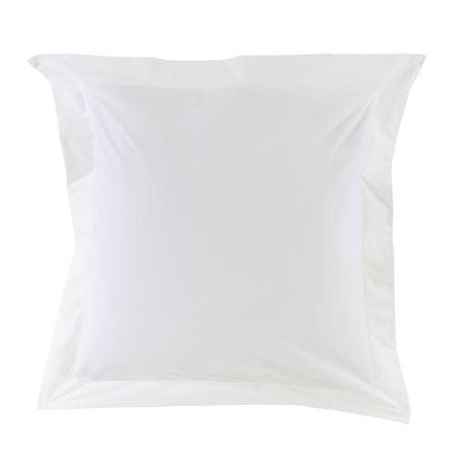 Essix - Coton Taie d'oreiller Blanc - 64 x 64 cm