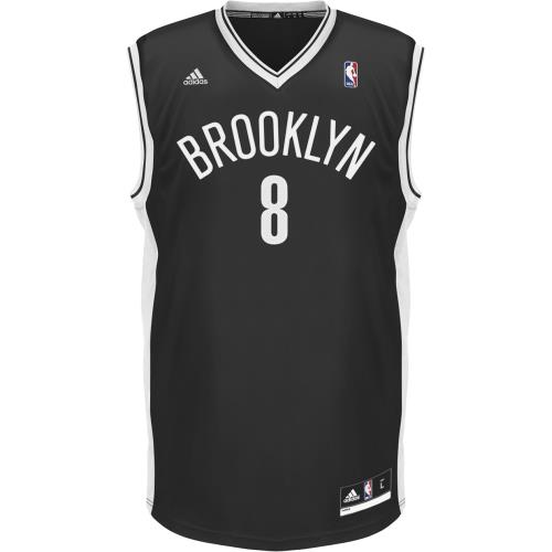 Maillot Adidas Performance NBA Brooklyn Nets Deron Williams