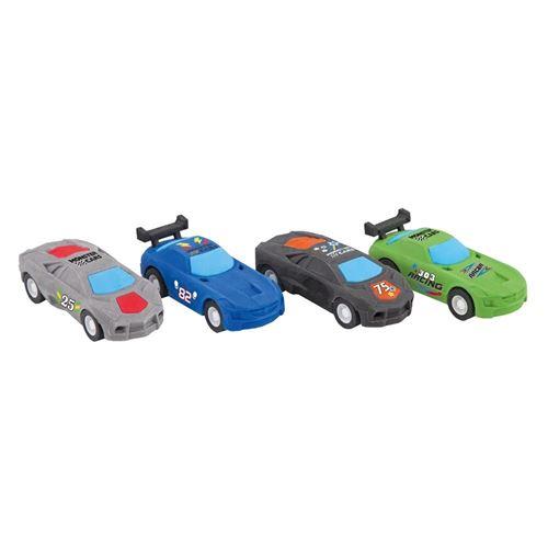 Gomme roulante à friction Monster Cars - Modèle aléatoire