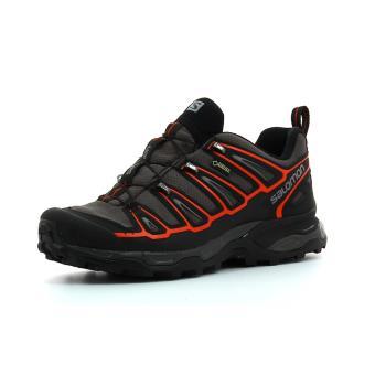 Homme 44 Adulte 23 Noir Salomon X Chaussures Ultra 2 Gtx wNPOk80Xn