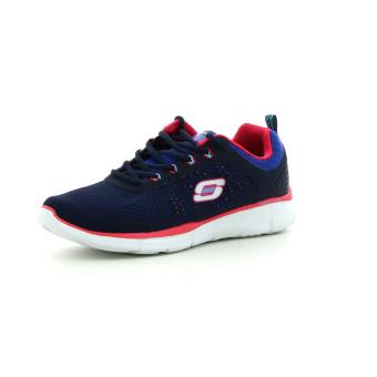 Skechers Equalizer New Milestone Bleu 41 Chaussures Adulte