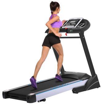 Fitness Tapis De Course Electrique Pliant Equipement D Exercice