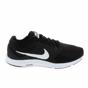 Downshifter De Blanc Nike 7 Et Noir Chaussures Chaussons Sport H2W9DIE