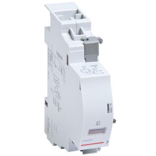 Legrand - Déclencheur à émission de tension DX³ (ET) 110 à 415 V