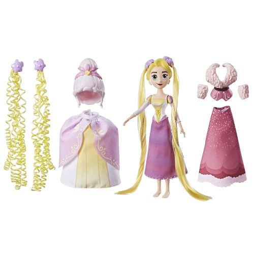 Disney : Raiponce et ses coiffures Hasbro