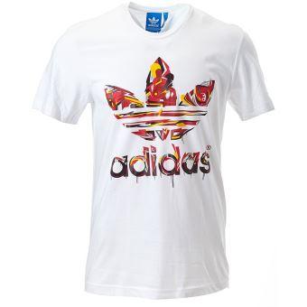 tshirt adidas original homme