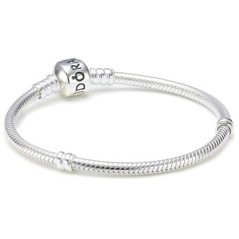 bracelet pandora argent noir
