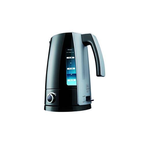 Melitta H203-020304 Bouilloire Electrique Programmable Look Aqua Vario - Noir