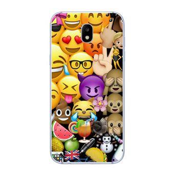 coque samsung j3 2017 avec emoji