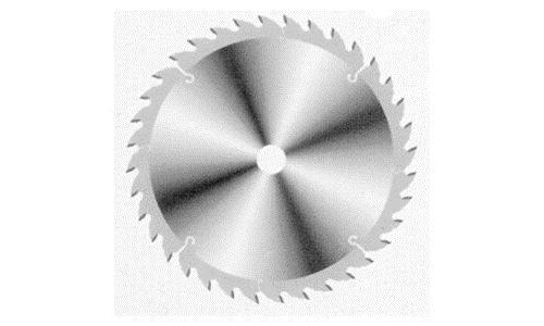 Femi - Lame de scie circulaire pour bois Ø 254x30 mm - 40 dents