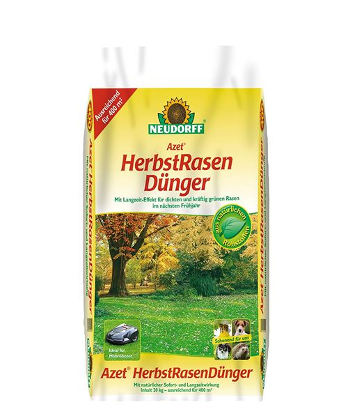 Neudorff Azet Engrais pour gazon d'automne 20 kg