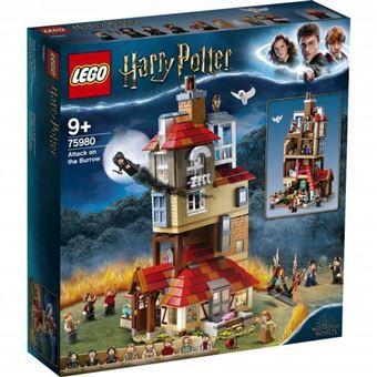L'attaque du Terrier des Weasley™ - LEGO Harry Potter - 75980