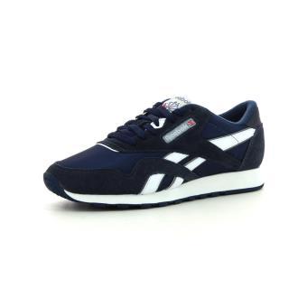 37876f61ed87e REEBOK Classic Nylon Marine 44 Homme - Chaussures et chaussons de sport -  Achat   prix