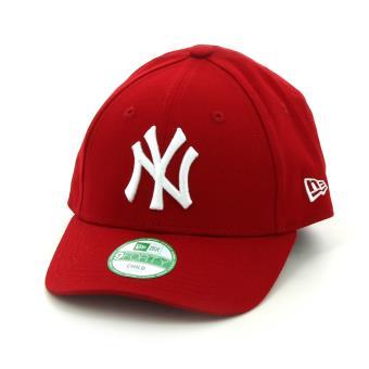 c56136c9acc8e Casquette New Era MLB New York Yankees 9FORTY Child Rouge Taille 3/4 ans  Enfant Garçon - Casquettes et chapeaux de sport - Achat & prix | fnac