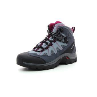 Chaussures de randonnée Salomon Authentic LTR GTX Noir Pointure 41 1/3 Adulte Femme - Chaussures et chaussons de sport - Achat & prix