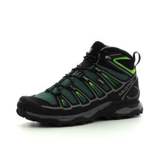Chaussures randonnées mi montantes gore tex salomon x ultra