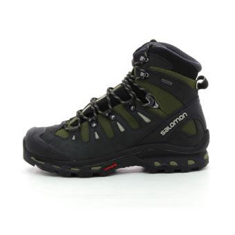 Chaussures de randonnée Goretex Salomon Quest 4D 2 GTX Gris